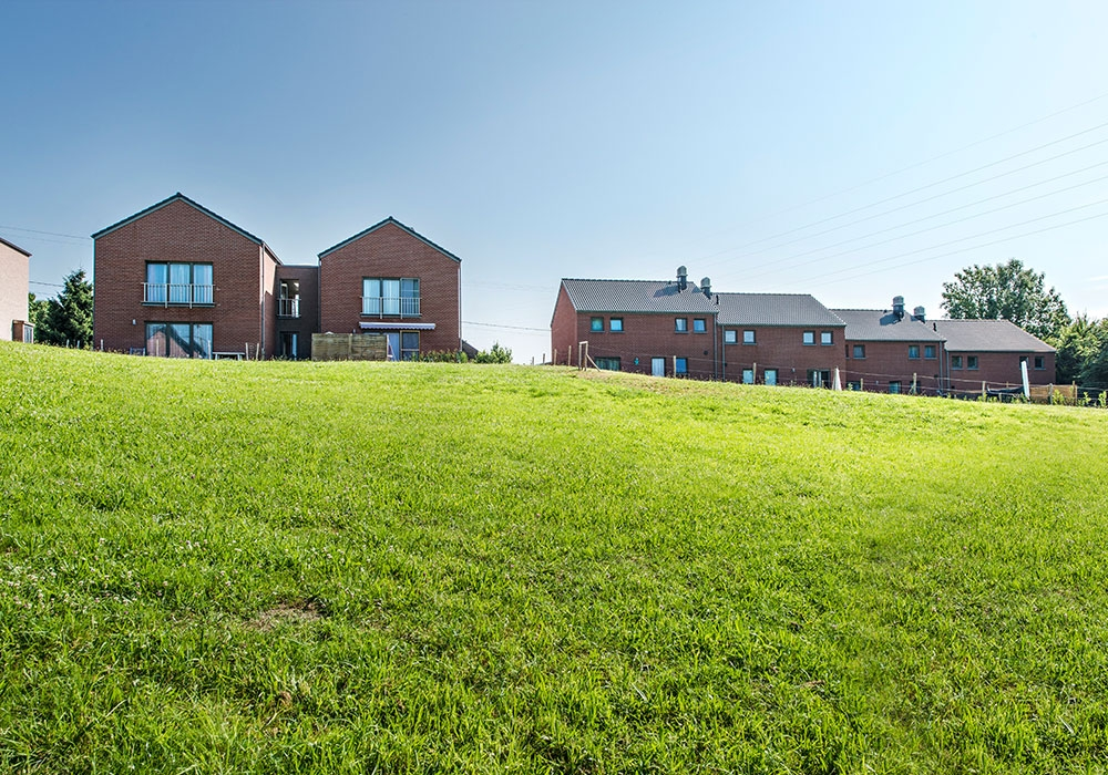Projet immobilier à Pepinster