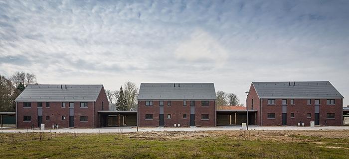 Projet immobilier à Hélécine