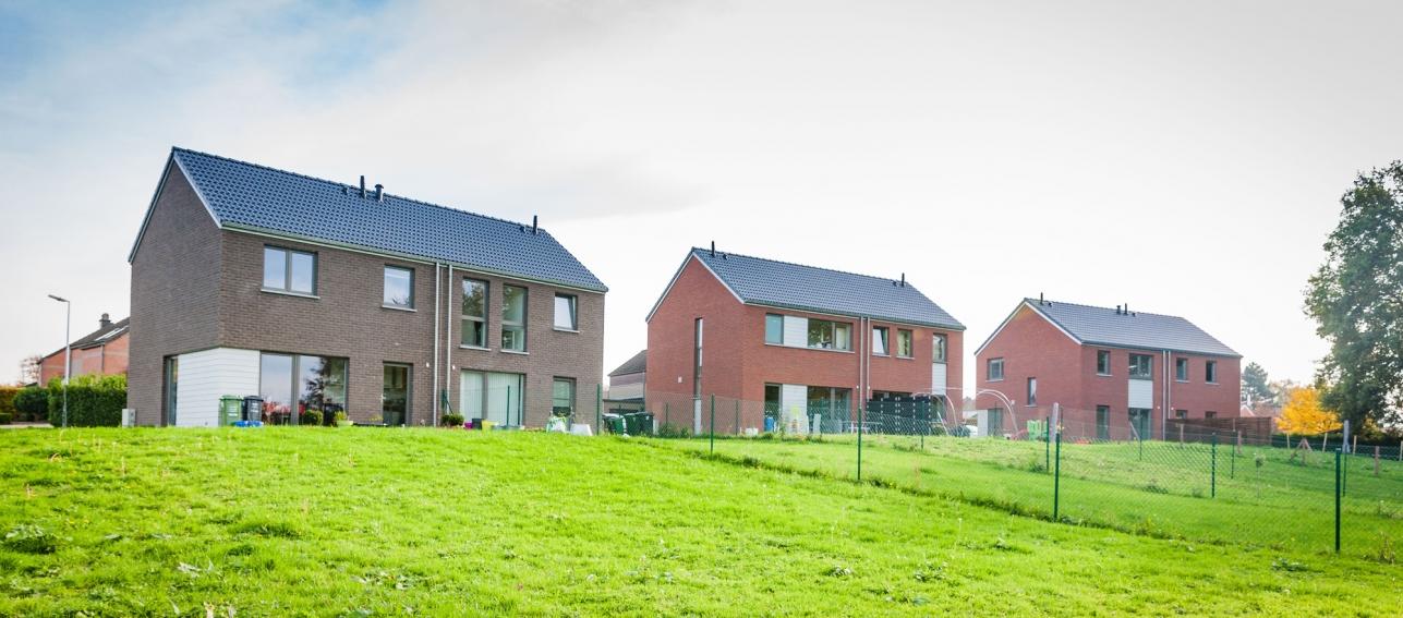 Projet immobilier à Hognoul