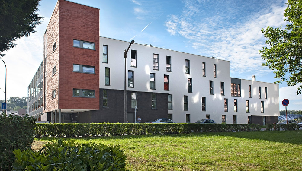Immeuble à appartements à Jambes
