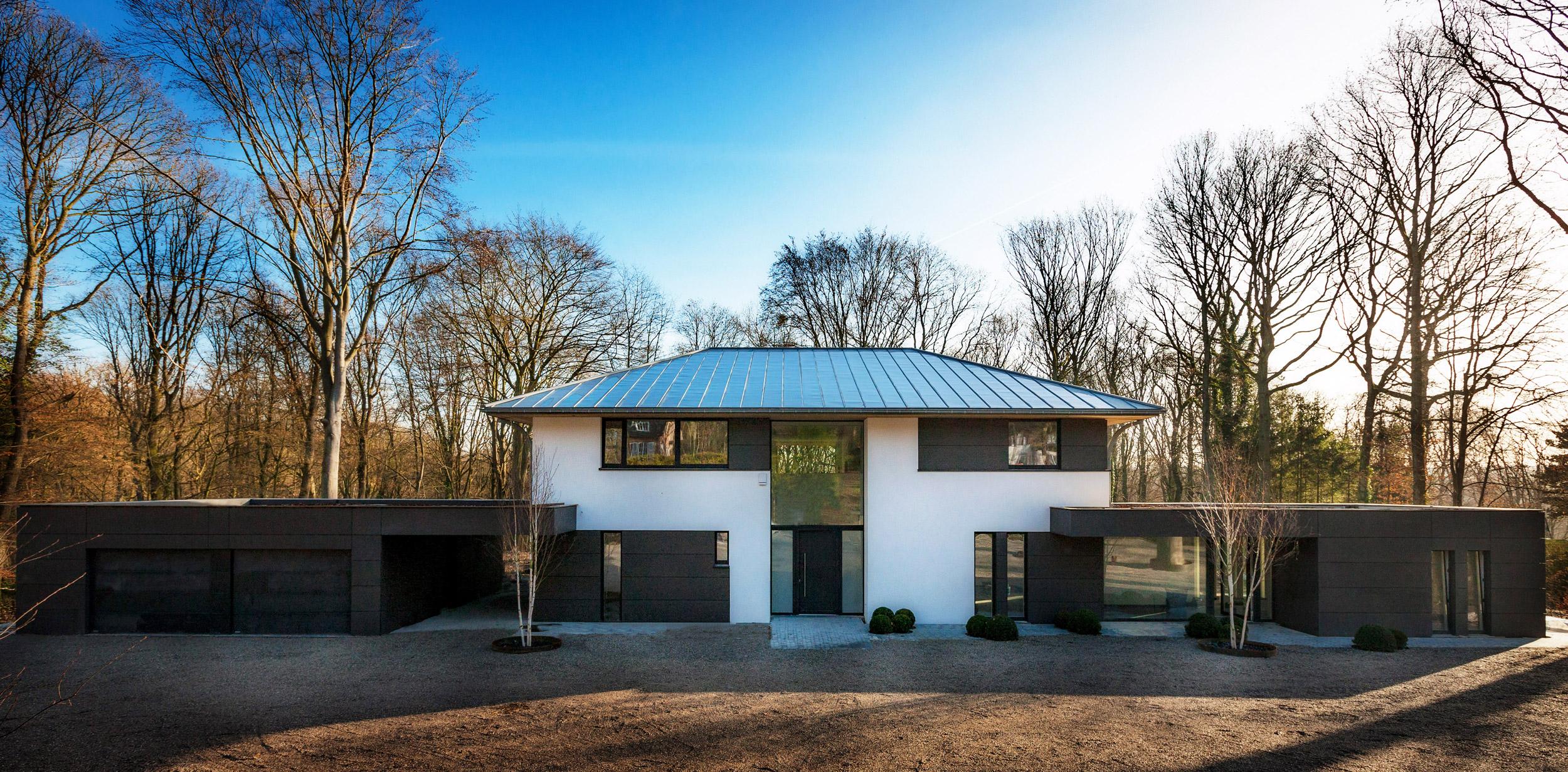 maison moderne namur