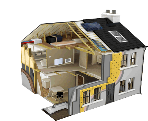 Construction maison passive for Estimer construction maison
