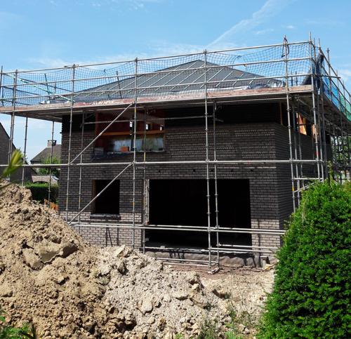 Les diff rentes tapes de la construction charpente - Les differentes etapes de construction d une maison ...