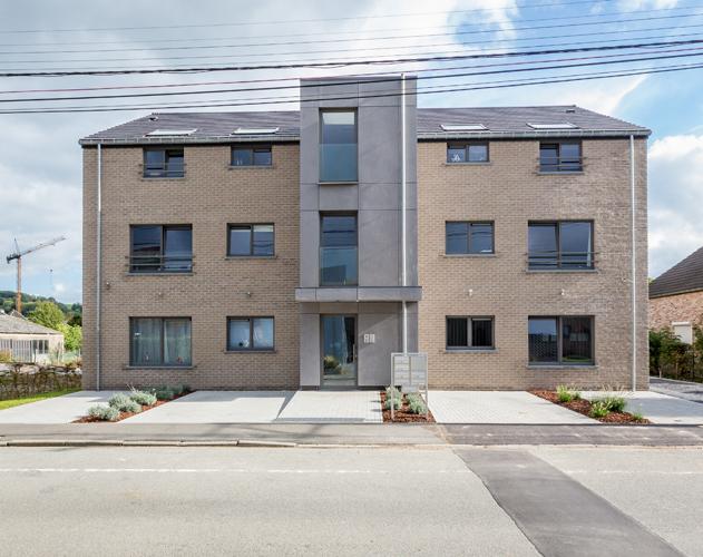Immeuble appartements hermalle 4681 for Acheter un appartement en construction