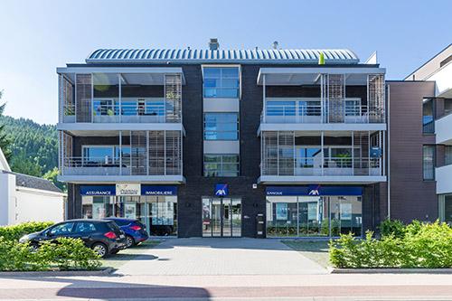 Immeuble appartements malmedy 4960 for Construire votre propre immeuble