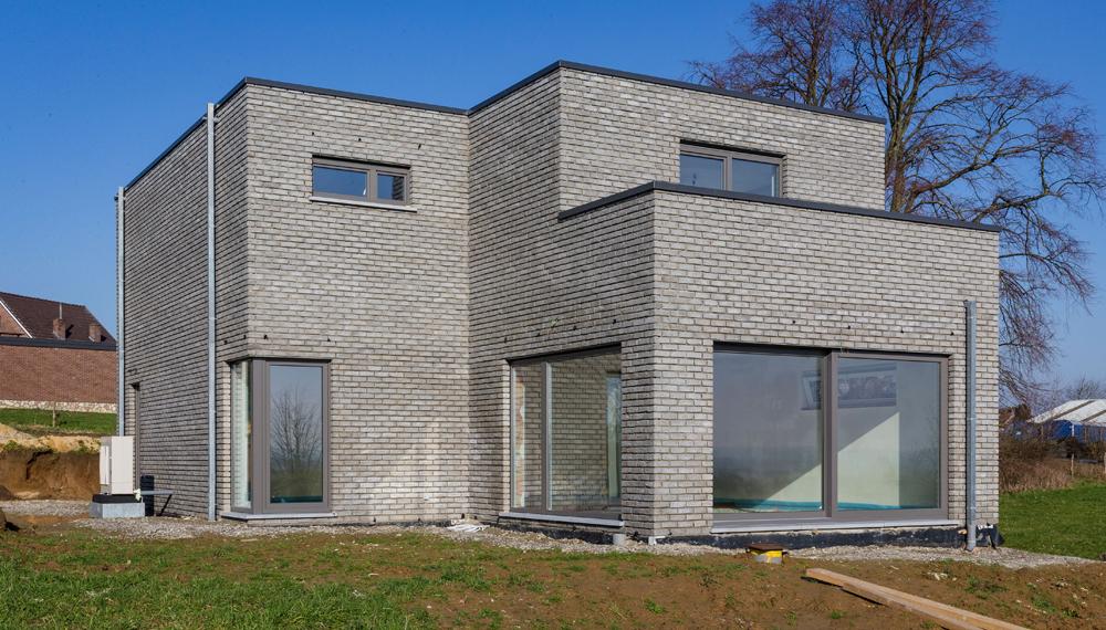 Comment avance le chantier des gagnants du concours 50 ans for Maison cle sur porte avec terrain compris