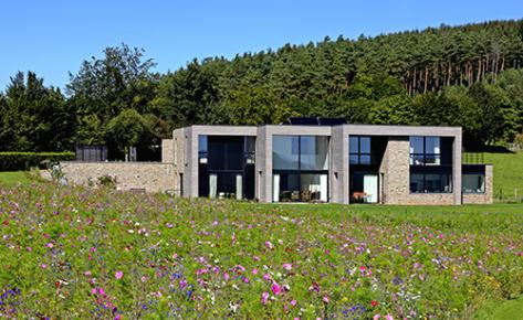 Maison clé sur porte à La Roche en Ardenne