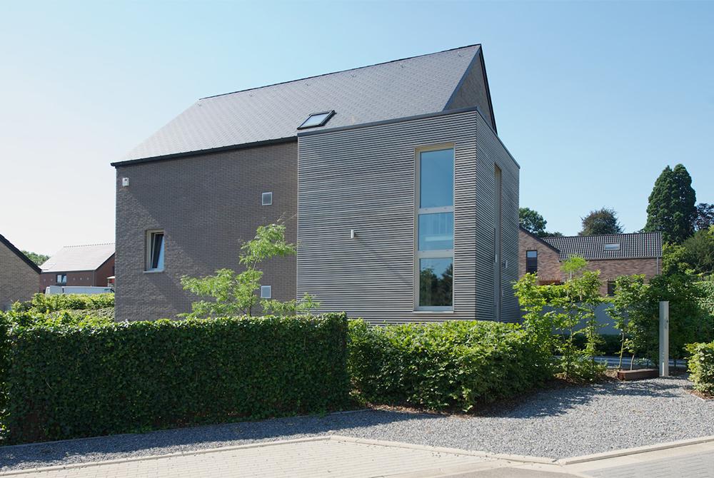 Maison cl sur porte t palm heusy - Entreprise de construction cle sur porte belgique ...