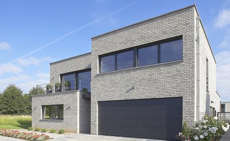 Maison clé sur porte à Sint-Pieters Leeuw