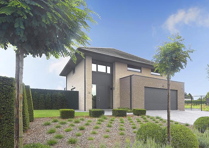 Maison cl sur porte anvers 2000 for Maison cle sur porte avec terrain compris